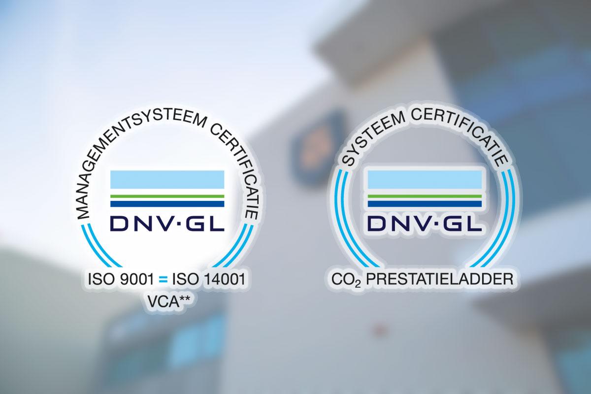 ht infra certificering 2021